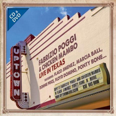 Fabrizio Poggi e Chicken Mambo - Live in Texas
