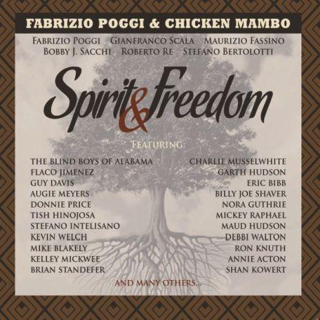 Fabrizio Poggi e Chicken Mambo - Spirit e Freedom
