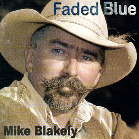 Mike Blakely Faded blue